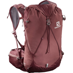 Salomon Out Day 20+4 Mochila Mujer, apple butter/brick dust